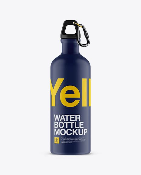 ✓ free for commercial use ✓ high quality images. Free Packaging Matte Water Bottle Mockup