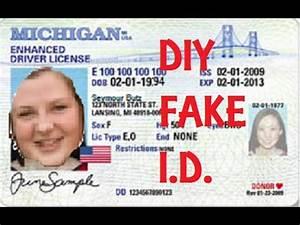 DIY-FAKE I.D. -... Fake Id