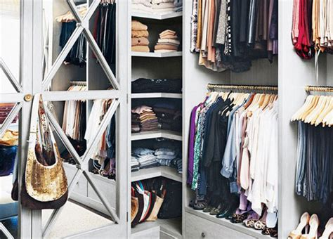 9 Tips For Spring Cleaning Your Closet