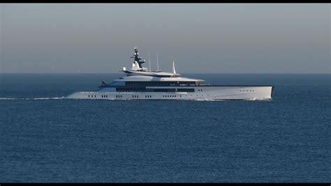 Mega Yacht Jeff Bezos Boat