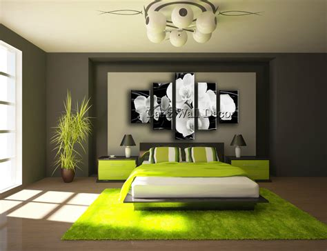 d馗oration chambre noir et blanc peinture noir et blanc chambre chaios com
