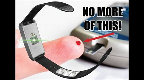 Diabetes Monitoring - NO MORE PRICKING YOUR FINGERS! - YouTube