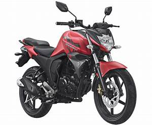 2017 Yamaha Byson Fi Updated In Indonesia