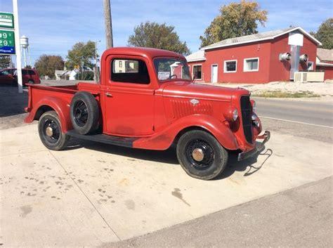 Vintage Truck vintage 1935 ford f 100 truck for sale