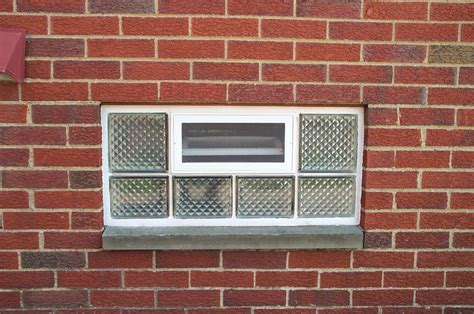 ideas for remodeling small bathrooms glass block basement bathroom window vents dryer vents