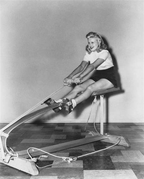 Photographs Vintage Exercise Equipment Jtx