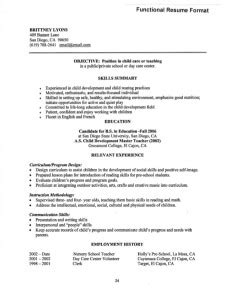 Definition Of Functional Resume functional resume sle diplomatic regatta