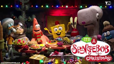 Spongebob Squarepants Hindi It's A Spongebob Christmas