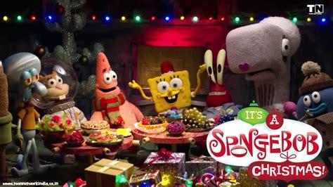 Spongebob Squarepants Hindi It's A Spongebob Christmas