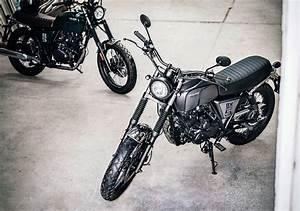Moto Retro 125 : brixton bx 125 une moto tendance hipster ~ Maxctalentgroup.com Avis de Voitures