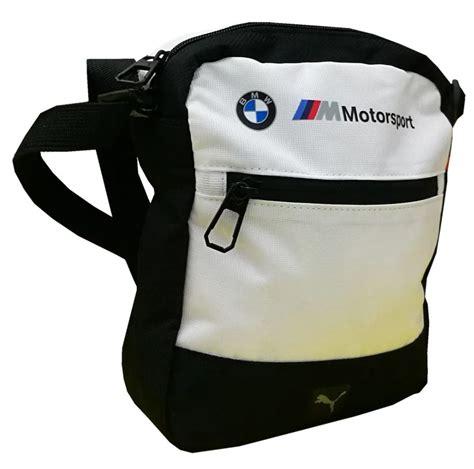 Bu ürün mutlu spor tarafından gönderilecektir. 2020 BMW Motorsport Puma Bags Backpack Portable Carry All Official Merchandise | eBay