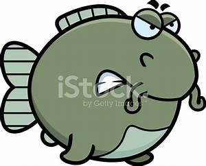 Angry Cartoon Catfish stock photos - FreeImages.com