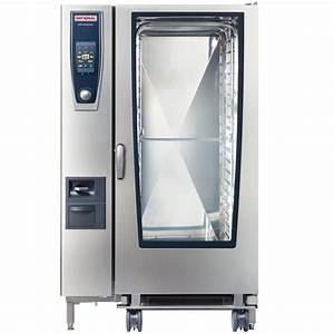 Rational Selfcookingcenter 5 Senses Model 202 B228206 19e