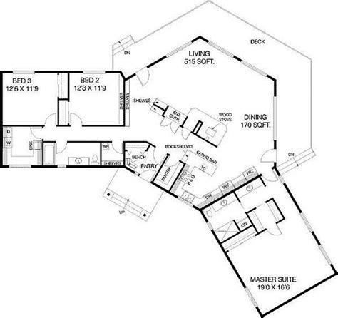 ideas   shaped house plans  pinterest