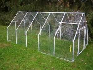 pvc design build a pvc pipe greenhouse or grow box pvc pipe diy projects