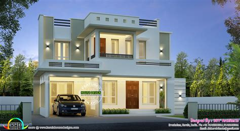 Awesome, 28 Lakhs House  Kerala Home Design And Floor Plans