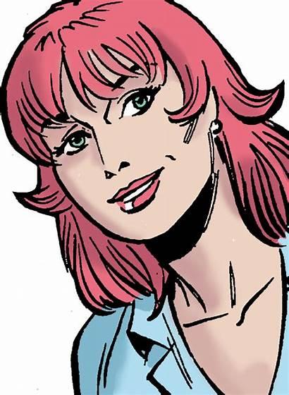 Abbey Judge Parker Spencer Comic Comics Characters