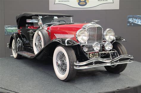 Duesenberg Model J by The Duesenberg Luxury From The Prohibition Era Dyler