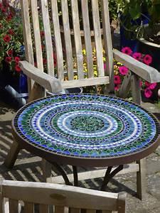Runder Tisch 60 Cm : mosaiktisch manufaktur voecks adams ~ Bigdaddyawards.com Haus und Dekorationen