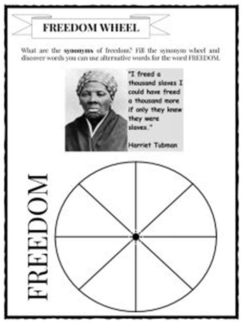 Harriet Tubman Facts, Worksheets, Information & Biography For Kids