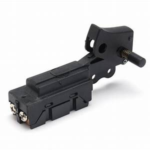 On Lock Button Spst Trigger Switch For Power Tool Cut Off