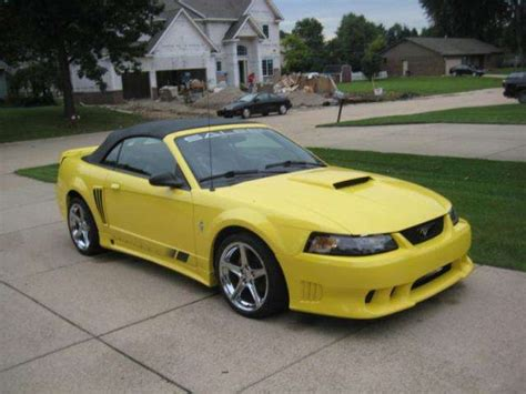 2001 Ford Mustang Saleen Sale