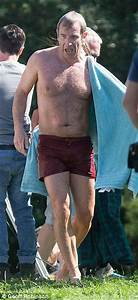 James Norton and Robson Green strip off to film ITV's ...