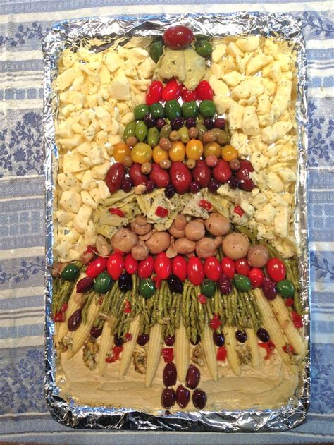 christmas hors d oeuvres by jk food pinterest