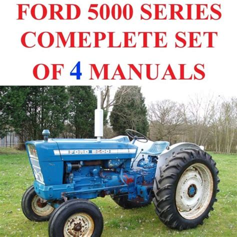 ford  series tractors service parts catalog owners
