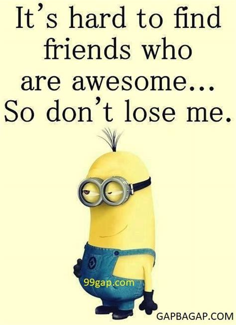 funny minion joke  friends funny haha minion