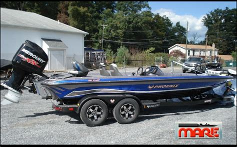 Phoenix Bass Boats For Sale by Melvin Smitson Phoenix Bass Boats For Sale