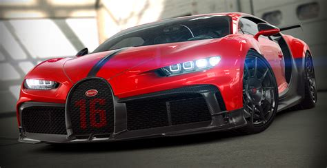 The chiron has 1,103 kw (1,500 ps; More Than 2.4 Million Drives of the Bugatti Chiron Pur ...