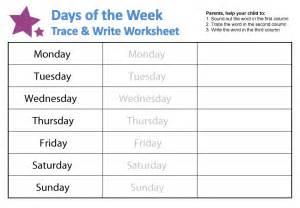 Elkonin Boxes Worksheets Printable Days Of The Week Worksheets Humorholics