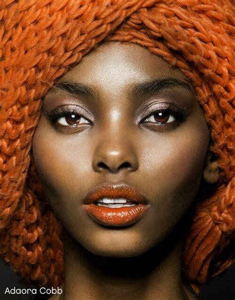 african model women  color american makeup african