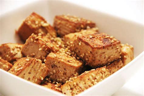 cuisiner tofu poele tofu poêlé à la dukkah not parisienne