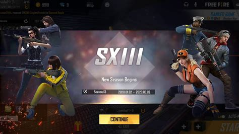 Garena free fire is a battle royale game designed for mobile phones. Free fire new season rank - YouTube