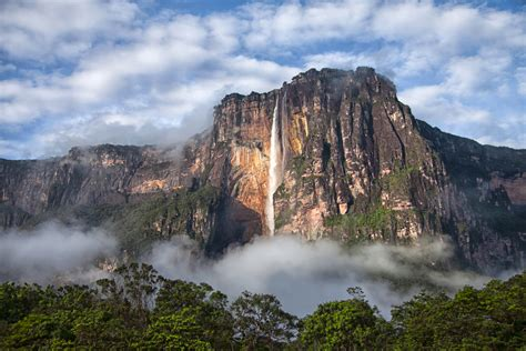 Angel Falls Worlds Highest Waterfall In Venezuela