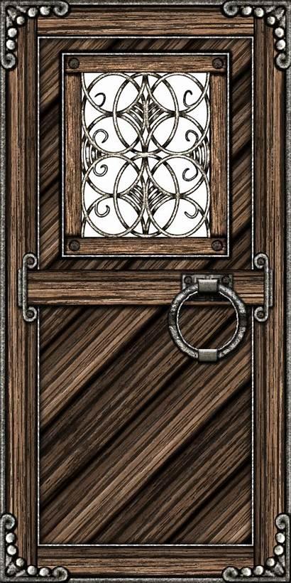 Texture Minecraft Door Wooden Pack Resource 128x