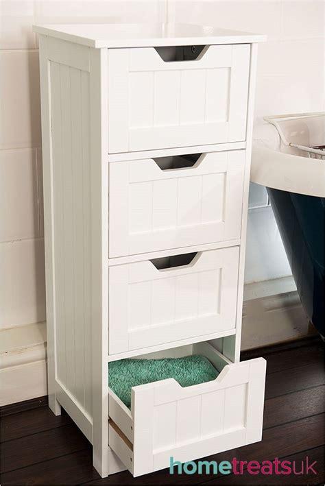 bathroom cabinet storage white freestanding bathroom cabinet 4 drawer storage