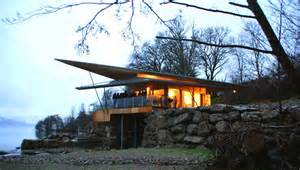 modern houses plans loch tay boat house highlands property scottish