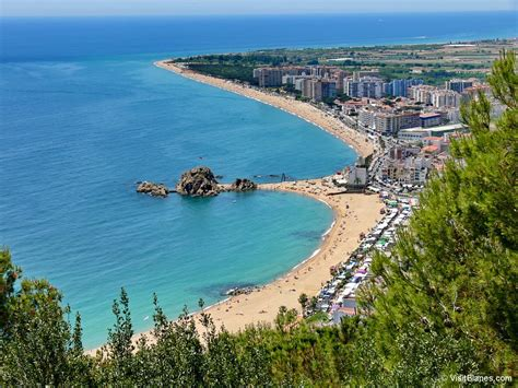 The Beaches Of Blanes Visit Blanes