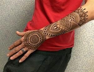 Henna Selber Machen : henna sleeve tattoo pinterest henna tattoo vorlagen henna tattoos und tattoo kosten ~ Frokenaadalensverden.com Haus und Dekorationen