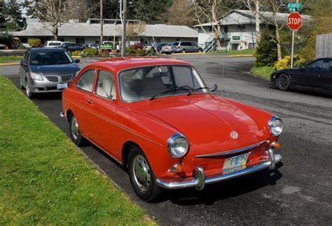 1969 Volkswagen Type 3 Fastback