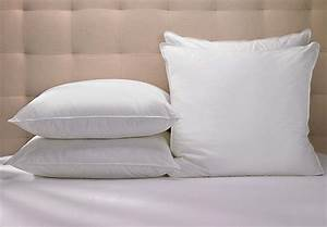 Buy luxury hotel bedding from marriott hotels euro pillow for Best euro pillows