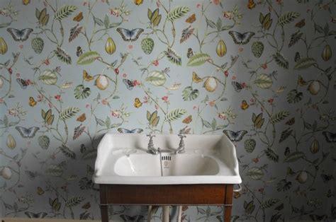 chambre vintage papier peint vintage à motifs floraux en 25 idées fantastiques