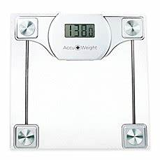 bathroom scales regular digital glass With bathroom scales at bed bath and beyond