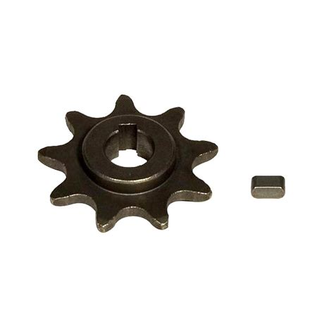 Electric Motor Sprocket motor sprocket 9 tooth for currie electric bikes