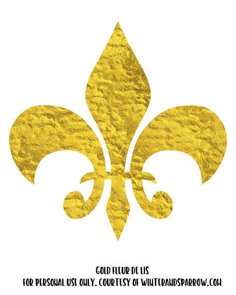 The History of Fleur de Lis + 8 Free Fleur de Lis ...