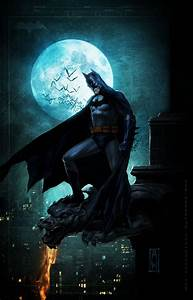 Batman Concepts and Illustrations I | Concept Art World
