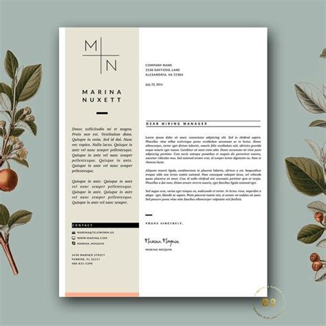 18294 tips for your thin resume presentable 18 best resume design images on resume design